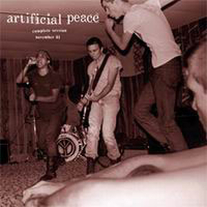 Artificial Peace - Complete sessions - lp