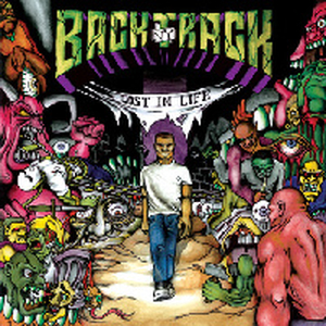 Backtrack - Lost In Life - cd
