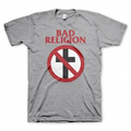 Bad Religion - Cross Buster (heather gray) - L