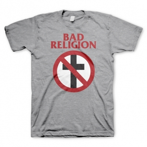 Bad Religion - Cross Buster (heather gray) - XL