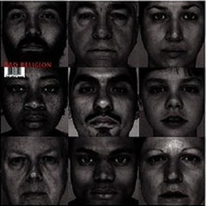 Bad Religion - The Gray Race / Reissue - lp