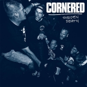 Cornered - Sudden Death - lp