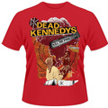 Dead Kennedys - Kill The Poor (red) - XL