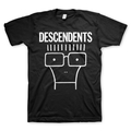 Descendents - Classic Milo (black) - L