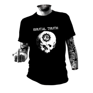 Brutal Truth - Drug crazed grind freaks!