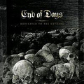 End of Days - Dedicated to the extreme - cd