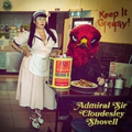 Admiral Sir Cloudesley Shovell - Keep it greasy!