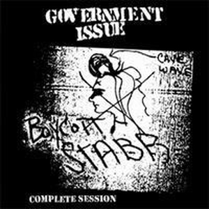 Government Issue - Boycott Stabb Complete Session - lp
