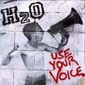 H2O - Use Your Voice - col. lp