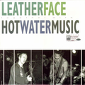Hot Water Music / Leatherface - split - cd