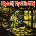 Iron Maiden - Piece Of Mind - lp