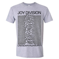 Joy Division - Unknown Pleasures (grey) - M