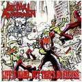 Lethal Aggression - Life is hard - lp