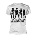 Against Me! - Western (white)