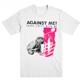 Against Me! - Shape Shift (White)