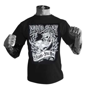 Mad Sin - 25 Years - M