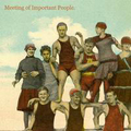 Meeting Of Important People - s/t - lp