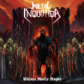 Metal Inquisitor - Ultima Ratio Regis - col. lp
