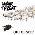 Minor Threat - Out of step (reissue) - lp