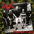 Cock Sparrer - Here we stand - cd + dvd