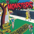 Monsters, The - Youth against nature - lp