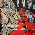 Napalm Death - Harmony corruption - lp