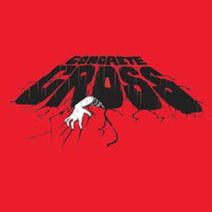 Concrete Cross - s/t