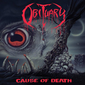 Obituary - Cause of Death - col lp