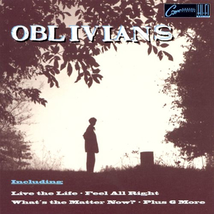 Oblivians - Play 9 songs with Mr. Quintron - lp