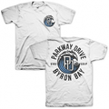 Parkway Drive - Wave (white) - XL