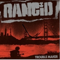 Rancid - Troublemaker (blue wax) - lp + 7