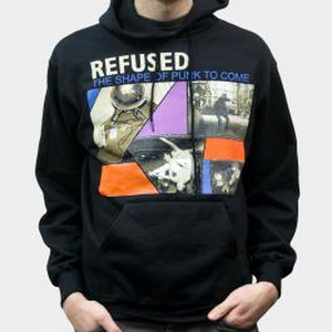 Refused - Shape Of Punk To Come (Hoodie) - XL