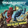 Rocketchief - Rise of the machines - cd