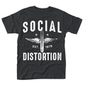 Social Distortion - Winged Wheel - M