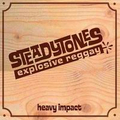 Steadytones, The - Heavy Impact - lp