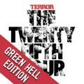 Terror - The 25th Hour (Green Hell Edition) - col. lp
