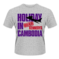 Dead Kennedys - Holiday in Cambodia II (grey)