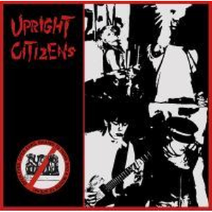 Upright Citizens - Open Eyes Open Ears - lp + cd