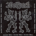Wolfpack - Allday hell - lp