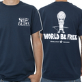 World Be Free - OG Logo - M