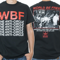 World Be Free - UC (black) - M