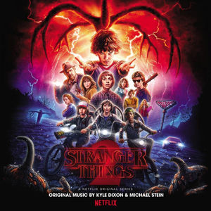 v/a - OST: Stranger Things Season 2 - col 2xlp