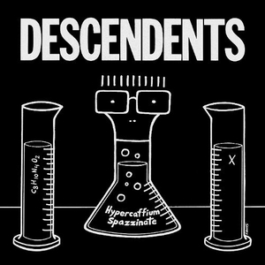 Descendents - Hypercaffium Spazzinate (ltd. green marbled Wax)