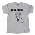Descendents - Milo goes to college (athletic grey)