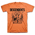 Descendents - Spazzhazard (orange)