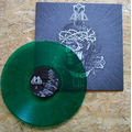 All Pigs Must Die - God is war (Green Hell Edition) col lp