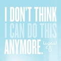 Moose Blood - I Dont Think I Can Do This Anymore lp