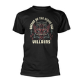 Queens Of The Stone Age - Villains (black)