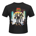 Kiss - Love Gun (black)