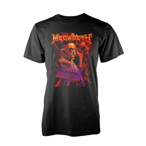 Megadeth - Peace Sells (black) S